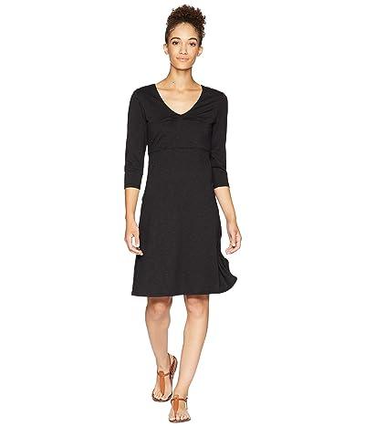 Toad&Co Rosalinda Dress (Black) Women