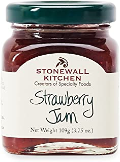 Stonewall Kitchen Strawberry Jam, 3.75 oz.