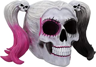 Skulls Set of 2 Torch of Torture Tea Light Holders 15cm Gothic Nemesis Now