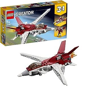 Lego Futuristic Flyer (Multi Color 31086)