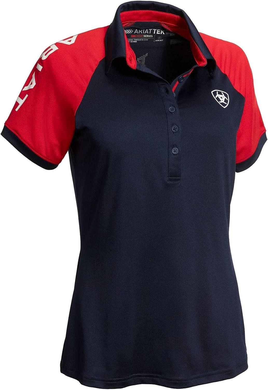 ARIAT Womens Team 3.0 Polo
