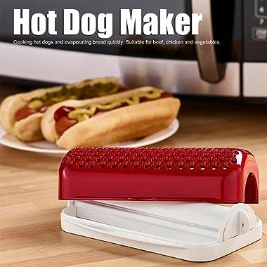 Hot Dog Maker Home Kitchen Hot Dog Machine Dishwasher Microwave Oven