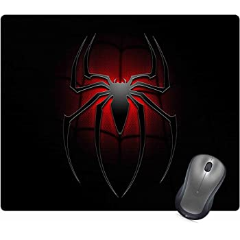 Golden Feather Anti Skid Marvel Avengers Super Heroes Designer Mouse pad for laptops and Computers Gaming Mousepad (Spiderman 2)
