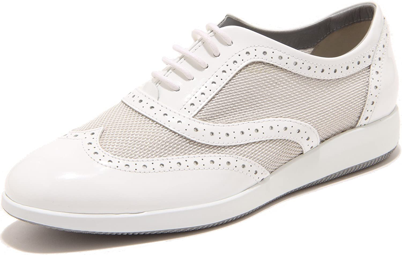 Hogan 89834 Francesina H209 Dress XL BUCATURE Scarpa Donna Shoes ...