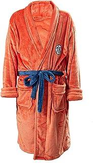 Xiemushop Dragon Ball Son Goku Costume de peignoir pour adulte