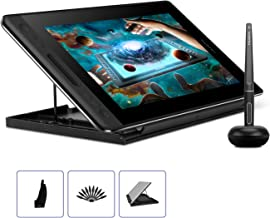 HUION KAMVAS Pro 12 GT-116 Drawing Tablet with Full Laminated Screen Digital Graphics Pen Display with Battery-Free Stylus...