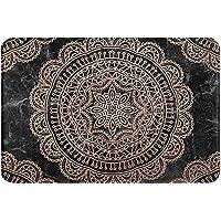 Deals on TGHJ Indoor Doormat Geometric Shape 16x24-inch Entrance Rug