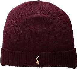 Classic Lux Merino Cuff Hat