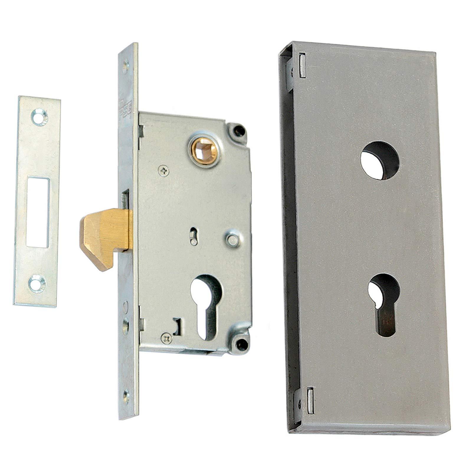 Cerradura de gancho con cerradura 72/30: Amazon.es: Bricolaje y herramientas