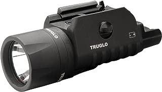 TRUGLO TRU-Point Laser Sight and Flood Light Combo for Rifles, Shotguns, and Handguns, Green Laser