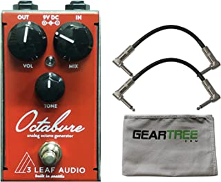 3 Leaf Audio Octabvre Mini Limited Edition (Drake Finish) w/Geartree Cloth and