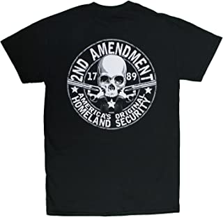 2nd Amendment 1789 America's Original Homeland Security Men's T Shirt