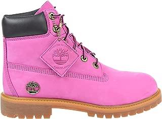 Susan G. Komen 6 Inch Premium Big Kid's Waterproof Boots Rose Pink tb01590a
