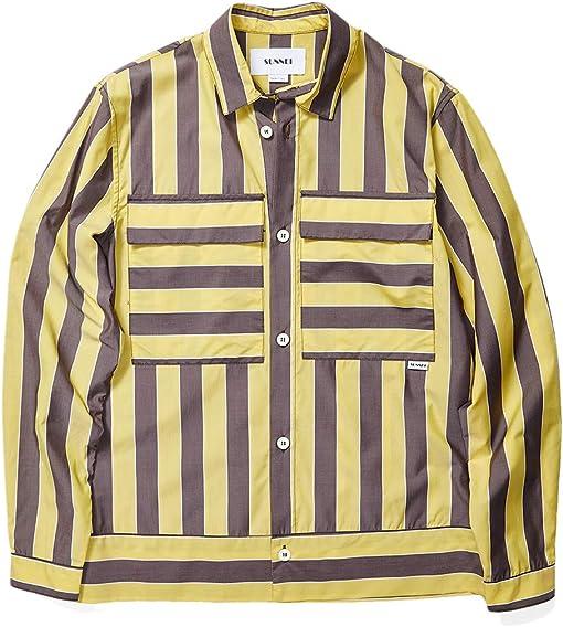 Yellow/Brown Stripes