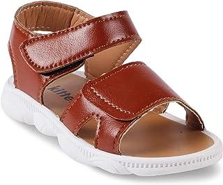 KITTENS Boys Black Sandals