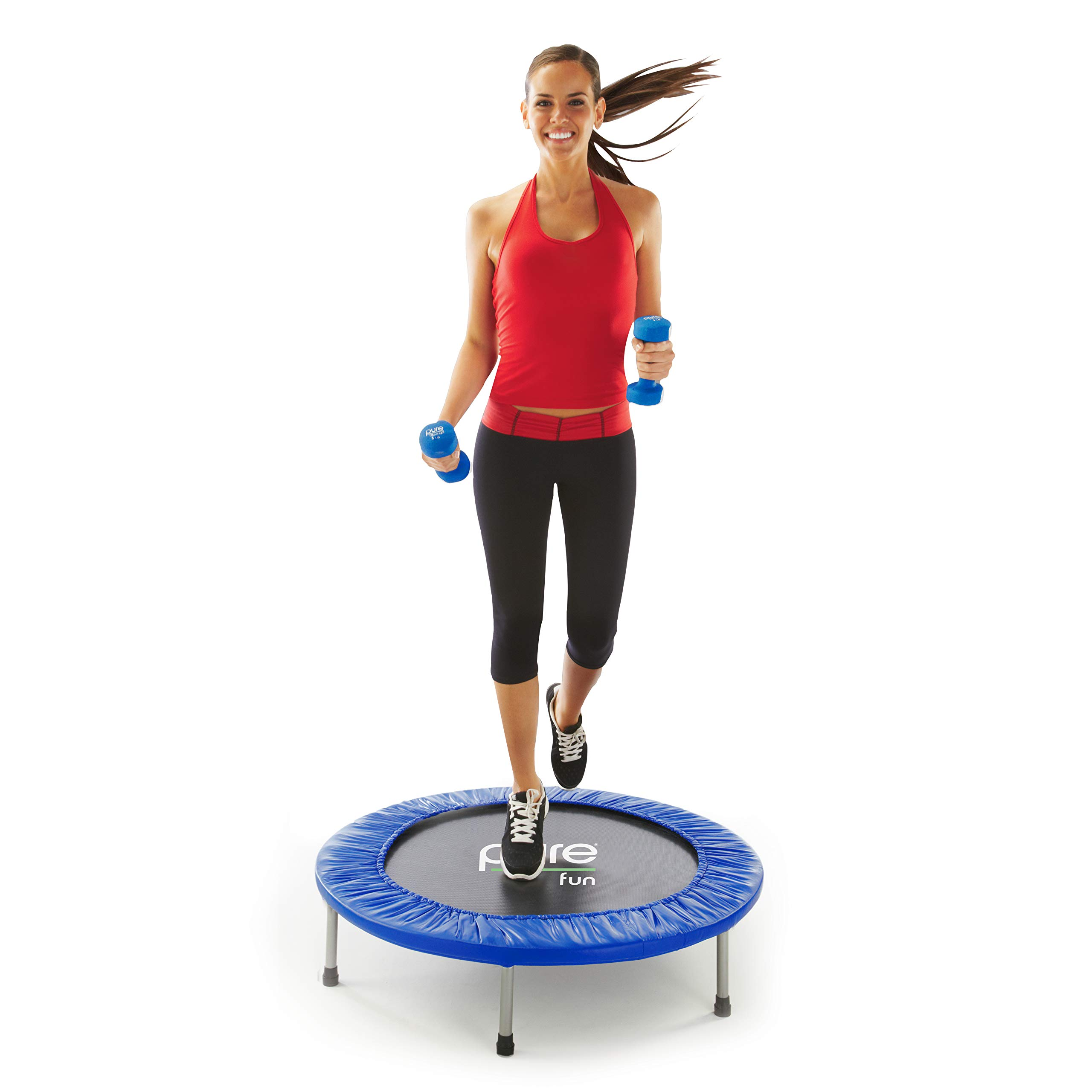 Pure Fun 38 inch Exercise Trampoline