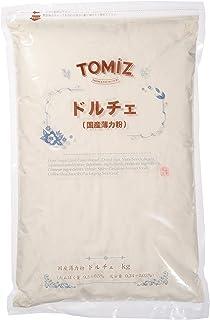 ドルチェ(江別製粉) / 2.5kg 【創業101年 富澤商店】TOMIZ/cuoca 小麦粉 国産 薄力粉