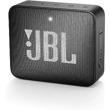 JBL Bluetooth Speaker JBLGO2BLK black Japan used like new