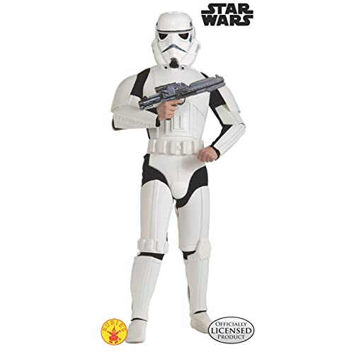 Deluxe  soft neck seal Compatible with stormtrooper costume armour fancy dress
