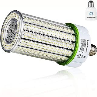 240W Commercial Grade LED Corn Light Bulb(1200W Metal Halide/HID/HPS Replacement) - E26/E39 Large Mogul Base LED Bulbs - 5000K 34800 Lumens IP64 for High Bay Area Lighting - UL&DLC