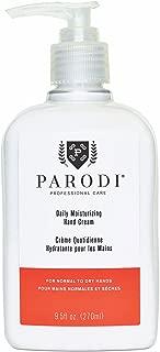 Parodi Daily Moisturizing Hand Cream 9.5oz (270ml)