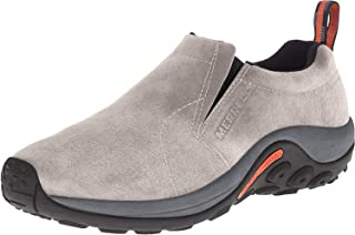 M US Men US Women // 7.5 D Mens Cloth Shoes Slip-On Canvas Loafers Outdoor Leisure Walking Lazy Shoes M Grey 41//10 B