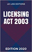 Licensing Act 2003: updated version