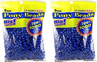 Best pony beads blue Reviews