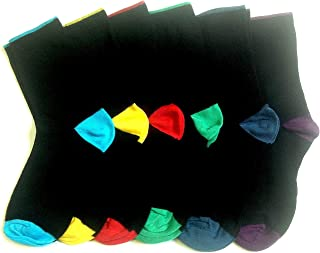 Louise23 Boys 12 Pairs Jersey Button Fly Boxershorts Underwear Underpants Boxer Shorts 6-13 Years