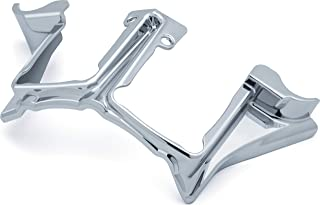 Kuryakyn 6410 Motorcycle Accent Accessory: Precision Tappet Block Accent for 2017-19 Harley-Davidson Motorcycles with Milwaukee-Eight Engines, Chrome