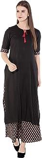 Amayra Women's Rayon Readymade Salwar Suit