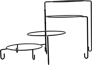 TableCraft Products BKP4 Stand, 4 Tier, 14.5