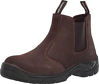 حذاء بناء رجالي تابتر من سكيتشرز