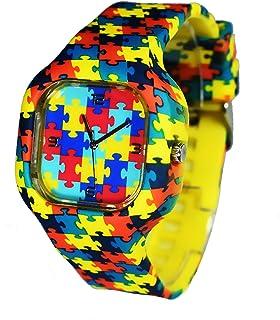 Sponsored Ad - origset Sports Watch Man Gift Fashion Youth Silicone Rubber Women Girls Boys Kids Casual Wrist Watches Popu...
