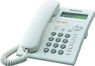 Panasonic KX-TSC11FX Corded Telephone - White