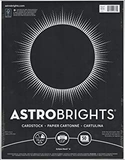 NEW! Neenah Astrobrights Cardstock 8.5
