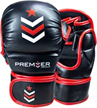 Revgear Premier MMA Training Gloves | Ideal for Everyday Gym Use | Comfortable and Durable