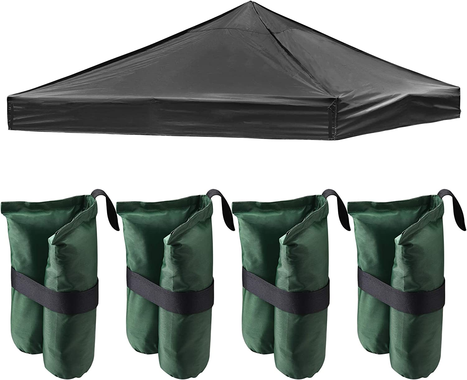 ReaseJoy 9.6x9.6 Ft Event overseas EZ Pop Up with Pack Top Canopy 4 Popular shop is the lowest price challenge Tent