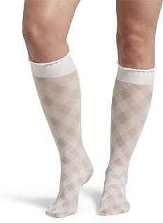 Fashion Sheer Knee Hi Socks, Assorted