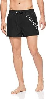 Calvin Klein Men's Swim Shorts - Core Diagonal