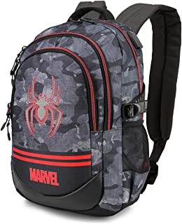 Spiderman Dark-Mochila Running HS 1.2