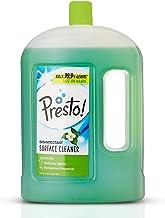 Amazon Brand - Presto! Disinfectant Floor Cleaner Jasmine, 2 L