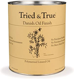 Tried and True Danish Oil, Pint