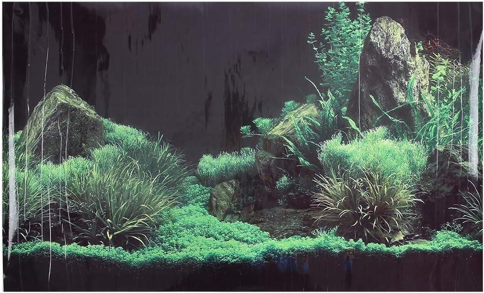 Aquarium Fish Tank Background 3D A Super-cheap Effect Ranking TOP11 Pictures Adhesive PVC