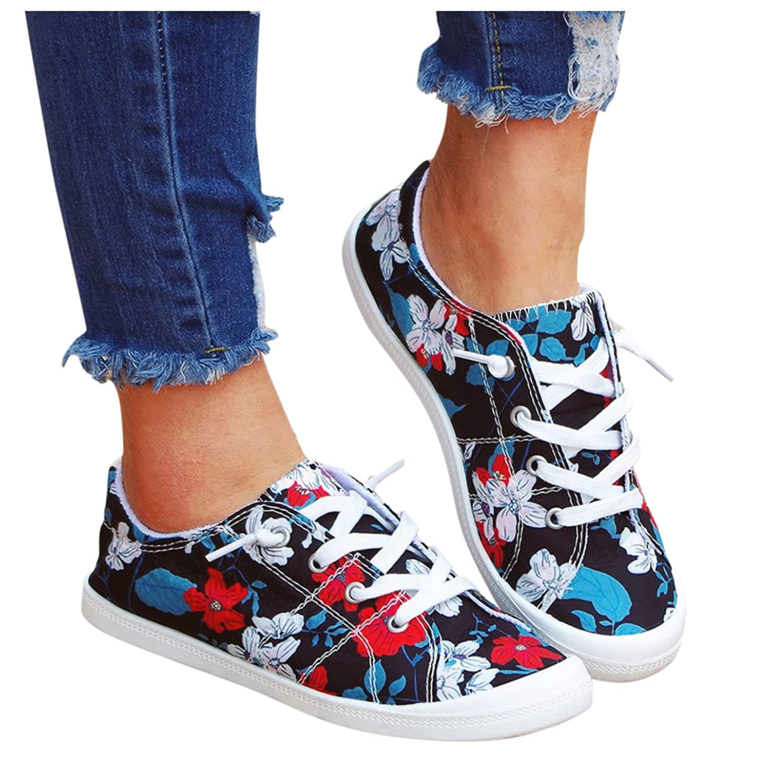 Padaleks Women's Slip-On Canvas Sneaker All stores are sold Fashion Top Lac Low High quality