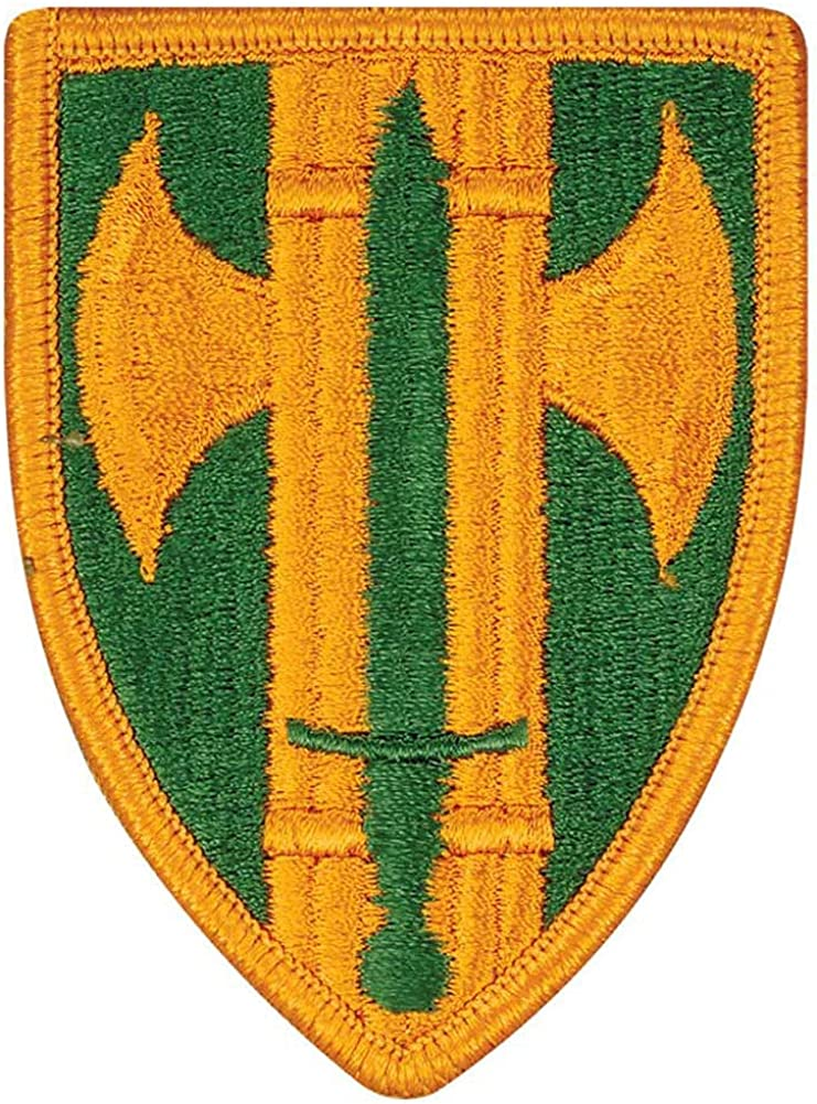 Many popular brands 18th Military Police Color Patch Regular store Brigade