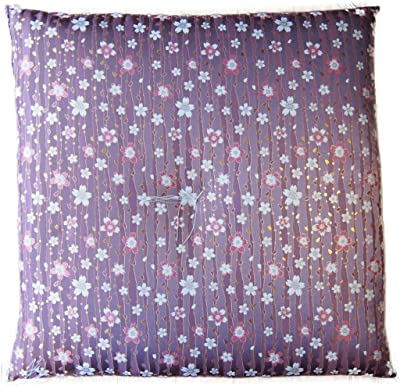 Amazon.com: Four Seasons Handmade Brocade Fabric Zabuton ...
