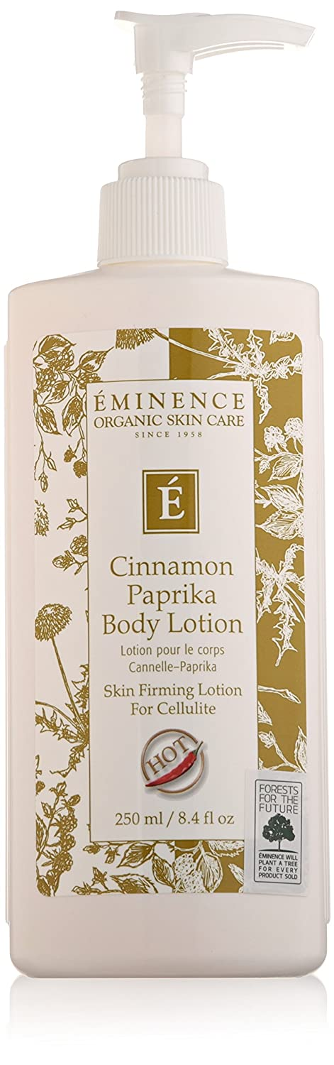 Ranking TOP17 Price reduction Eminence Cinnamon Paprika Body 8.4 Lotion Ounce