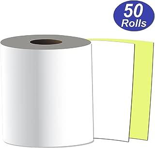 Alliance, Carbonless, Receipt Rolls, Paper, 3