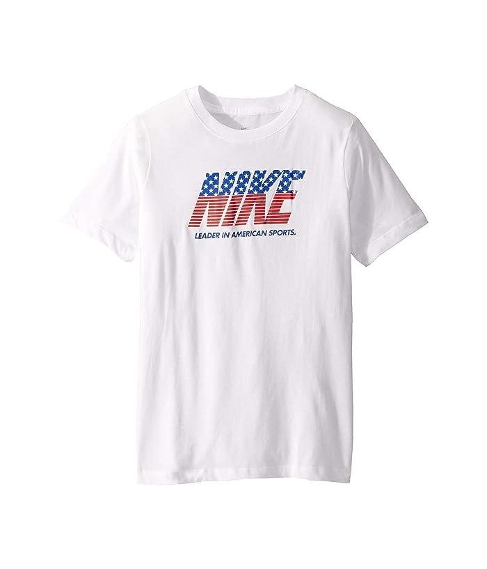 Nike Kids NSW Americana T-Shirt (Little Kids/Big Kids)